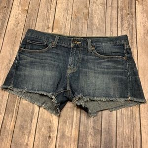 Lucky Brand Riley Cut off Jean Shorts